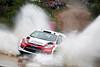 Evgeny Novikov (RUS) / Denis Giraudet - Ford Fiesta RS WRC. Dat two, 2012 Rally Argentina