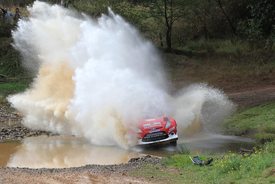 MOTORSPORT - WORLD RALLY CHAMPIONSHIP 2011 - AUSTRALIA RALLY - COFFS HARBOUR (AUS) - 8 TO 11/09/2011 - PHOTO: FRANCOIS BAUDIN / DPPI -