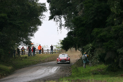 MOTORSPORT - WORLD RALLY CHAMPIONSHIP 2011 - AUSTRALIA RALLY - COFFS HARBOUR (AUS) - 8 TO 11/09/2011 - PHOTO: BASTIEN BAUDIN / DPPI -