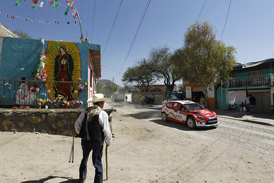 MOTORSPORT - WORLD RALLY CHAMPIONSHIP 2011 - RALLY GUANAJUATO MEXICO / RALLYE DU MEXIQUE - 03 TO 06/03/2011 - PHOTO : FRANCOIS BAUDIN / DPPI -