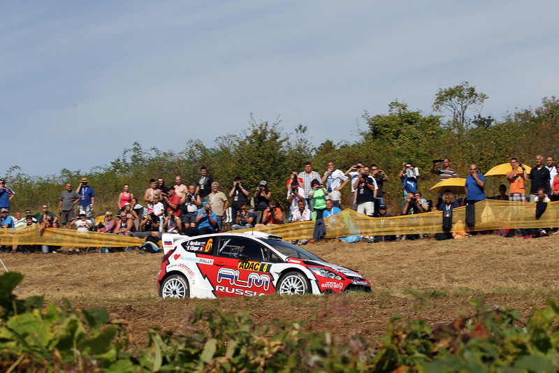 WRC - Deutschland Rally - 23 to 26/08/12 - Agence AUSTRAL