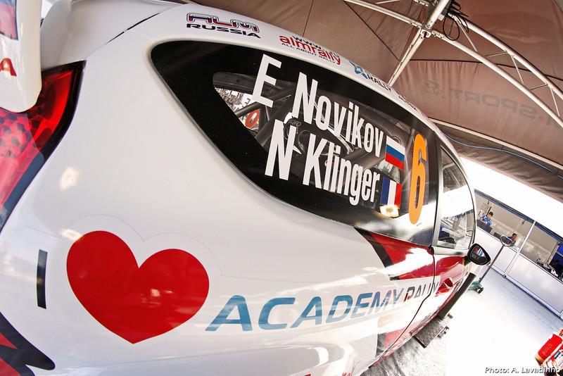 SPORTAUTO - WORLD RALLY CHAMPIONSHIP 2012 - RALLY DEUTSCHLAND-  TRIER (DEU) WRC 24/08/2012 TO 26/08/2012 - PHOTO :  ANDRE LAVADINHO