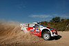Evgeny Novikov (RUS) / Denis Giraudet - Ford Fiesta RS WRC. Shakedown, 2012 Rally Mexico
