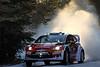 MOTORSPORT - WORLD RALLY CHAMPIONSHIP 2012 - RALLY SWEDEN / RALLYE DE SUEDE - 08 TO 12/02/2012 - KARLSTAD (SWE) - PHOTO : FRANCOIS BAUDIN /  DPPI -