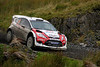 Evgeny Novikov (RUS) / Ilka Minor - Ford Fiesta RS WRC. Day one, 2012 Wales Rally GB