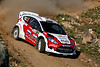 Evgeny Novikov (RUS) / Ilka Minor - Ford Fiesta RS WRC. Day one, 2012 Rally d'Ialia Sardegna