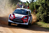 Evgeny Novikov (RUS) / Ilka Minor - Ford Fiesta RS WRC. Qualifying stage, 2012 Rally d'Ialia Sardegna
