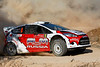 Evgeny Novikov (RUS) / Denis Giraudet - Ford Fiesta RS WRC. Shakedown, 2012 Rally Portugal