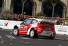 Evgeny Novikov (RUS) / Denis Giraudet - Ford Fiesta RS WRC. Superspecial, 2102 Rally Portugal