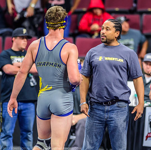 2017 HSW: CIF: QUARTERFINALS