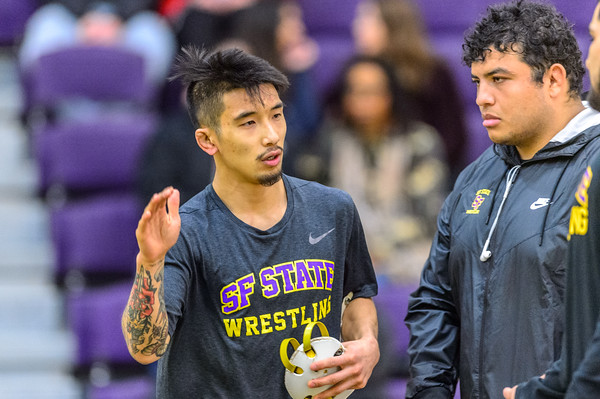 19CMW: SF STATE VS MENLO