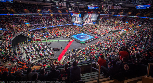 2018 CMW: NCAA D1: FINALS