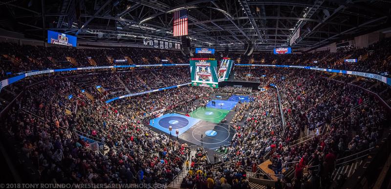 2018 CMW: NCAA D1: SEMIFINALS
