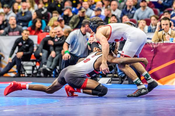 2018 CMW: NCAA D1: CONSEMIFINALS