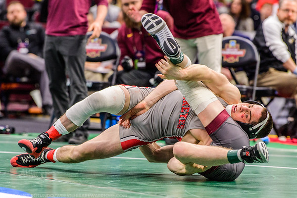 2018 CMW: NCAA D1: CONFINALS