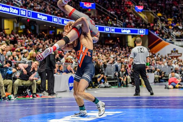 2018 CMW: NCAA D1: RND 16
