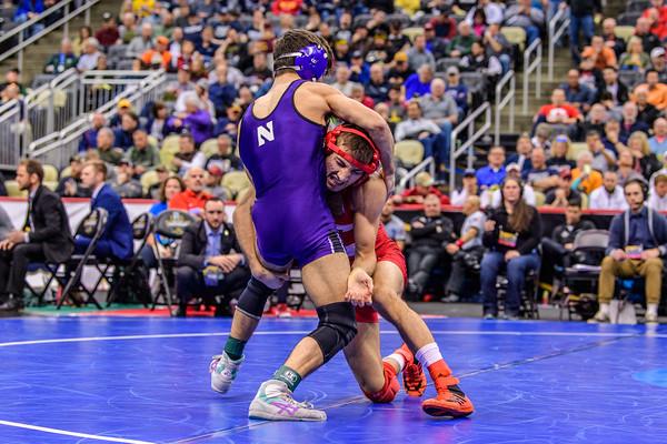 2019 CMW: NCAA: CONFINALS