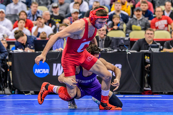 2019 CMW: NCAA: MEDAL MATCHES