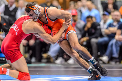 2019 CMW: NCAA: CONSOLATION SEMIFINALS