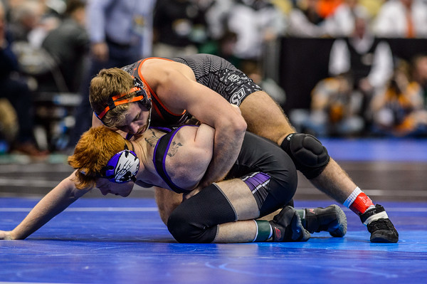 2019 CMW: NCAA: PRELIMINARY ROUNDS