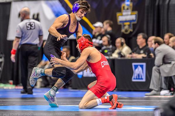 2019 CMW: NCAA: QUARTERFINALS