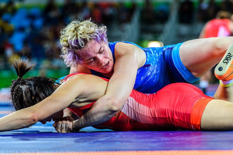 Amateur wrestling photographs — photo 3