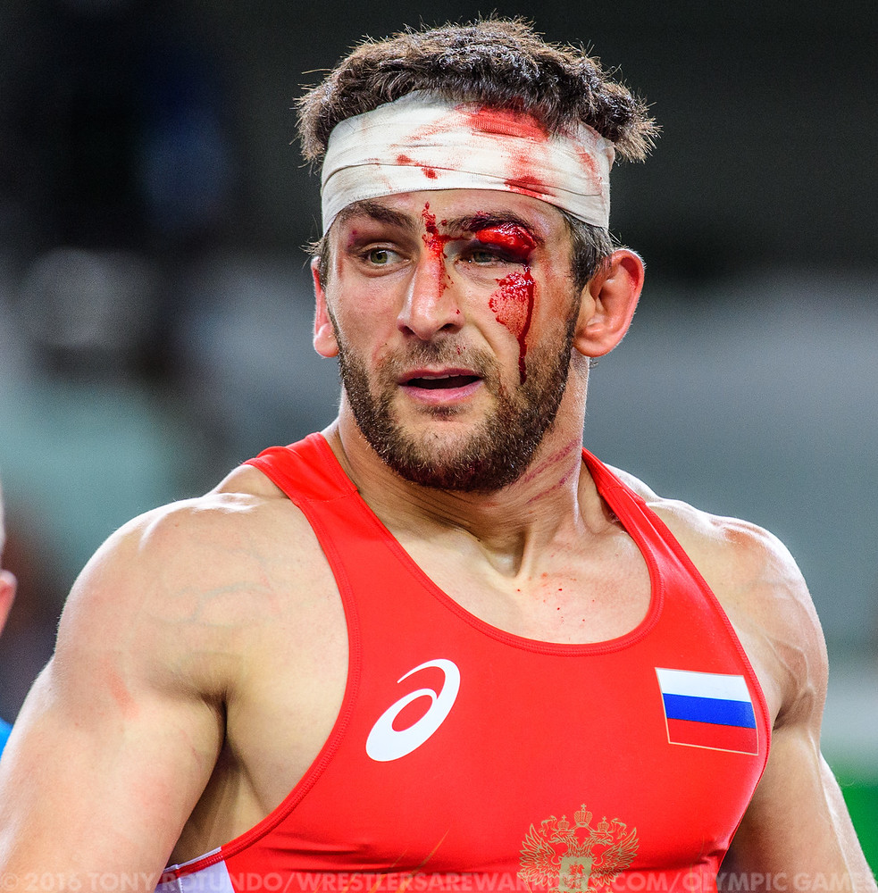 2016 OLYMPICS: MEN'S FREESTYLE: WRESTLING: DAY 6: FINALS