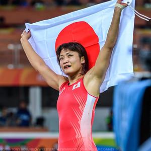 8/17 - Women's 48kg, 58kg, 69kg - Finals