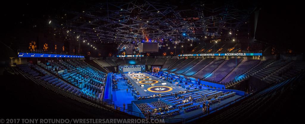 2017 OPEN: SENIOR WORLD CHAMPIONSHIPS, DAY 1, GRECO-ROMAN