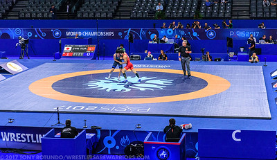 2017 OPEN: SENIOR WORLD CHAMPIONSHIPS, DAY 1, GRECO-ROMAN