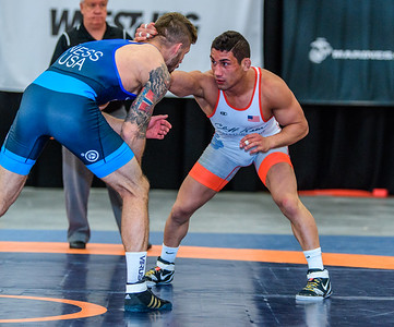2018 OP: USOPEN: MEN'S FREESTYLE: CONFINALS