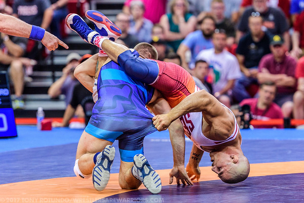 2017 OPEN: WTT: FINALS