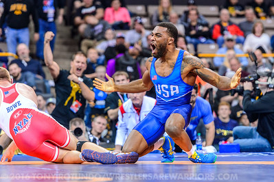 16 OLYMPIC TEAM TRIALS