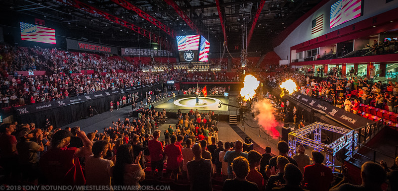 2018 OP: US WTT FINAL X LINCOLN