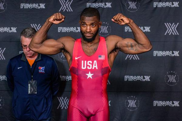 2018 OP: US WTT FINAL X LINCOLN: WEIGH-IN