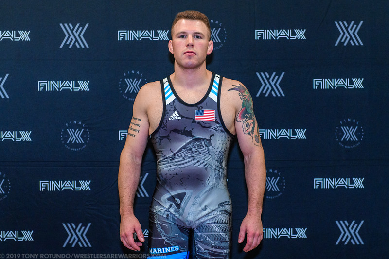 2019 OP: FINAL X RUTGERS: WEIGH-INS