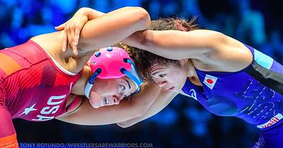 WFS 60 kg -- Alli Ragan