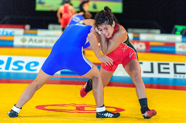 2009 WORLD WRESTLING CHAMPIONSHIPS