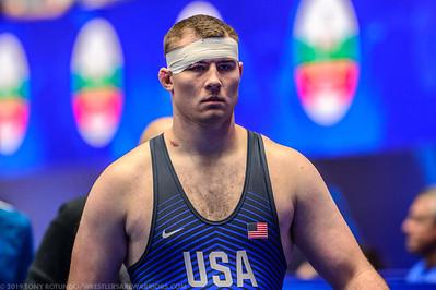 GR 130kg: Adam Coon, CKWC