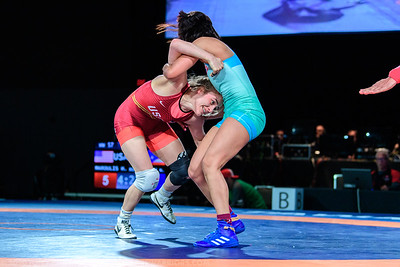 USA WOMEN'S FREESTYLE