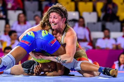 57 kg: Jenna Burkert