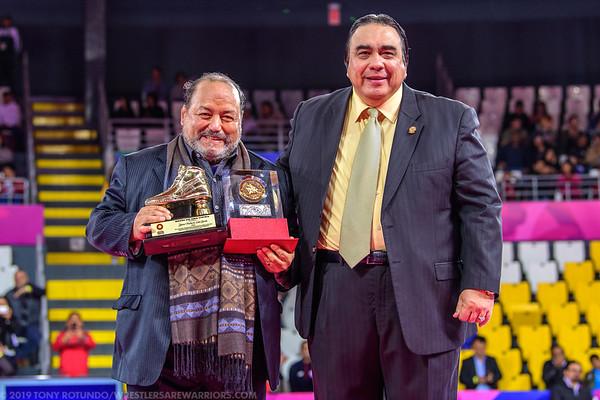 Botin de Oro Javier Norbeto Leon Garcia