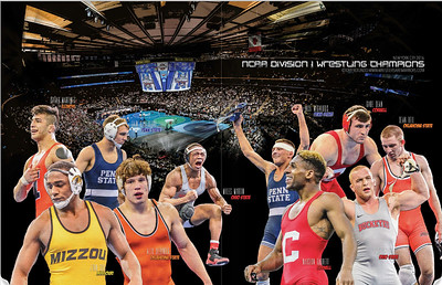 USAW 5/16 NCAA Spread