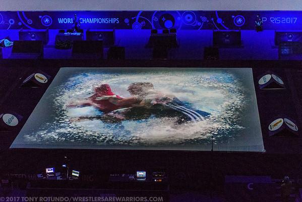 2017 OPEN: SENIOR WORLD CHAMPIONSHIPS