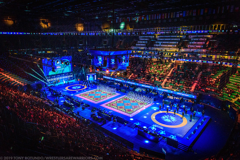 2019 OP: WORLDS: DAY 2: CEREMONY