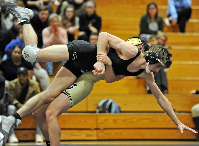 Spartanburg at Greer Wrestling