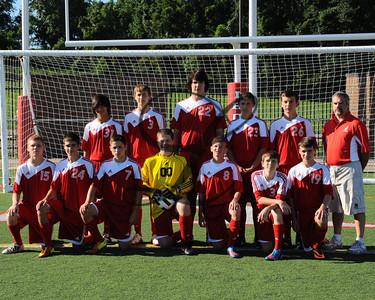 JHS Soccer 2013-2014
