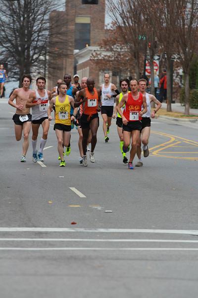 Rocket City Marathon heads west