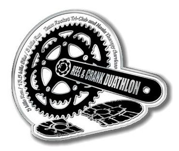 Heel and Crank Logo