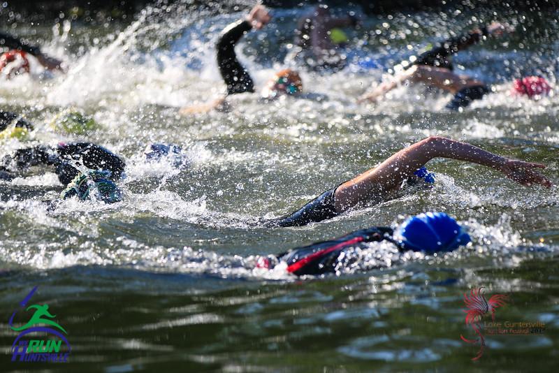 2015 Lake Guntersville Triathlon